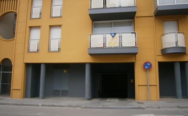 Plaça de Pàrquing Manlleu